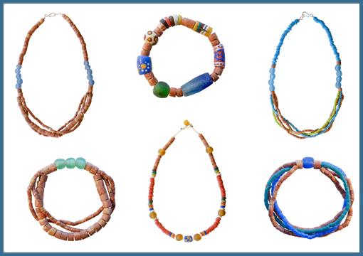 Ghanese collectie online sieraden